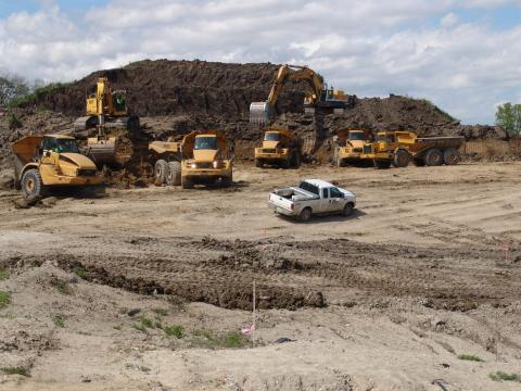 Pheasant Run Landfill Development