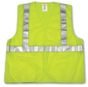 Construction Night Time Work Vest